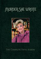 Cover image for Murder, she wrote. Season 5, Complete