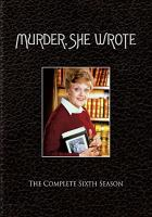 Cover image for Murder, she wrote. Season 6, Complete