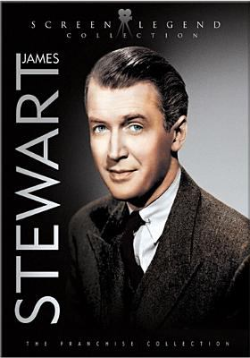Cover image for James Stewart. Screen legend collection