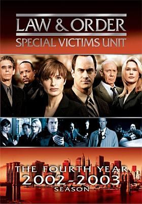 Cover image for Law & order, SVU. Season 04, Complete [videorecording DVD]