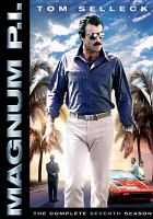Cover image for Magnum P.I. Season 7, Complete [videorecording DVD]