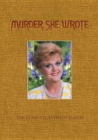 Cover image for Murder, she wrote. Season 7, Complete