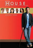 Cover image for House, M.D. Season 3, Disc 4