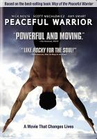 Cover image for Peaceful warrior