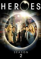 Cover image for Heroes. Season 2, Complete