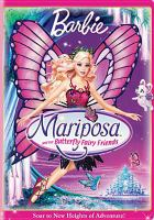 Cover image for Barbie. Mariposa and her butterfly fairy friends