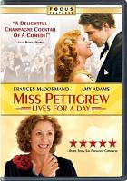 Cover image for Miss Pettigrew lives for a day