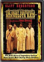 Cover image for The great Northfield Minnesota raid