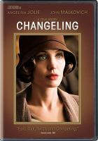 Cover image for Changeling