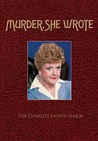Cover image for Murder, she wrote. Season 8, Complete