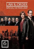Cover image for Law & order, SVU. Season 06, Complete [videorecording DVD]