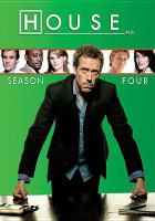 Cover image for House, M.D. Season 4, Complete [videorecording DVD]