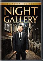 Cover image for Night gallery. Season 3, Complete