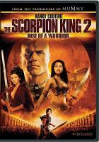 Cover image for The Scorpion King 2 rise of a warrior