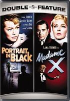Cover image for Portrait in black [videorecording DVD]