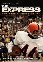 Cover image for The Express The Ernie Davis story