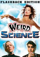 Cover image for Weird science [videorecording DVD]
