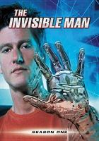 Cover image for The invisible man. Season 1, Complete