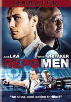 Cover image for Repo men
