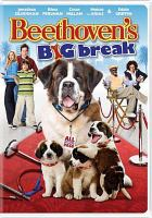 Cover image for Beethoven's big break