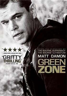 Cover image for Green zone