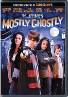 Cover image for Mostly ghostly