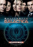 Cover image for Battlestar Galactica. Season 4.5, Complete