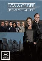Cover image for Law & order, SVU. Season 08, Complete [videorecording DVD]