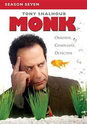 Cover image for Monk. Season 7, Complete [videorecording DVD]