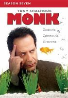 Cover image for Monk. Season 7, Disc 2
