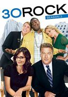 Cover image for 30 Rock. Season 3, Disc 2