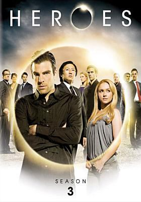 Cover image for Heroes. Season 3, Disc 1