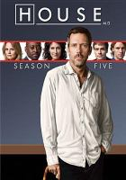 Cover image for House, M.D. Season 5, Complete [videorecording DVD]