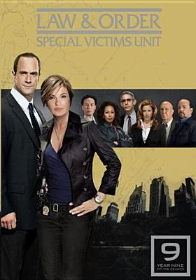 Cover image for Law & order, SVU. Season 09, Complete [videorecording DVD]
