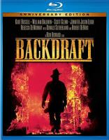 Cover image for Backdraft [videorecording Blu-ray]
