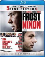 Imagen de portada para Frost/Nixon