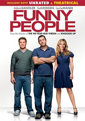 Cover image for Funny people