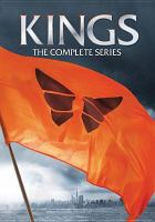 Cover image for Kings : the complete series