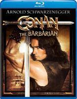 Cover image for Conan the barbarian (Arnold Schwarzenegger version)