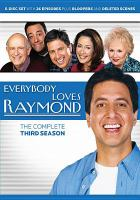 Cover image for Everybody loves Raymond. Season 3, Complete
