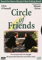 Cover image for Circle of friends [videorecording DVD]