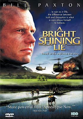 Cover image for A bright shining lie
