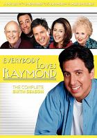 Cover image for Everybody loves Raymond. Season 6, Complete
