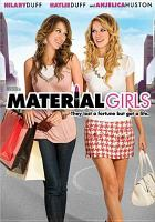 Cover image for Material girls