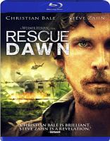 Cover image for Rescue dawn [videorecording Blu-ray]