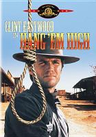 Cover image for Hang 'em high [videorecording DVD]