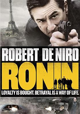 Cover image for Ronin