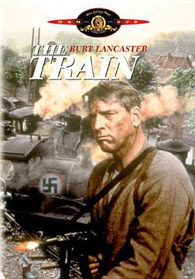 Cover image for The train