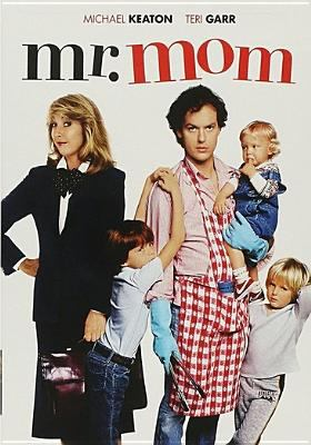 Cover image for Mr. Mom