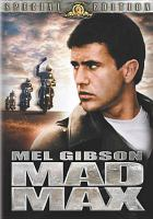 Cover image for Mad Max [videorecording DVD]